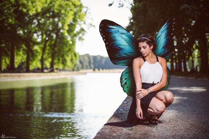 Papillon, Butterfly