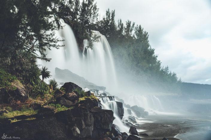 Cascade Tremblet, Cascade Réunion