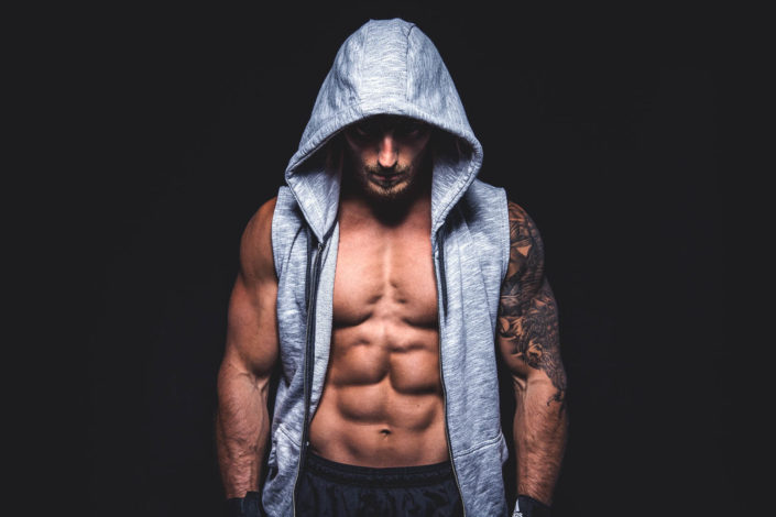 Shooting Fitness, Shooting Musculation