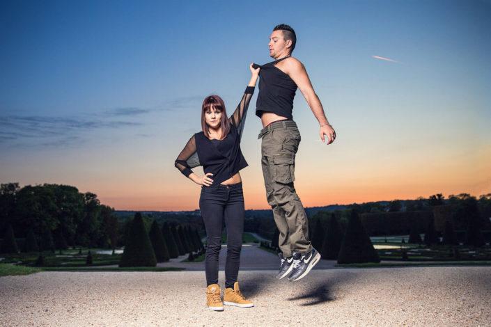 Shooting Couple