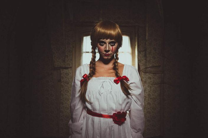 Makeup Annabelle